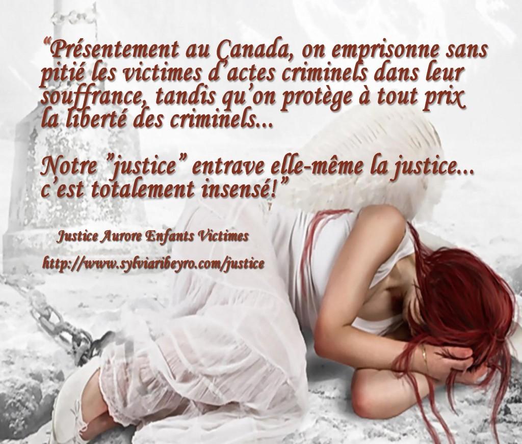 entrave la justice