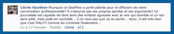 Cécile preuve Geoffrey Dirat