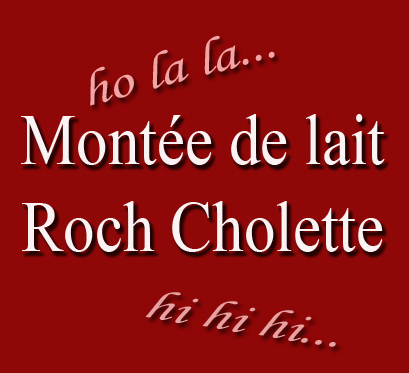 Photo montée de lait Roch Cholette 4