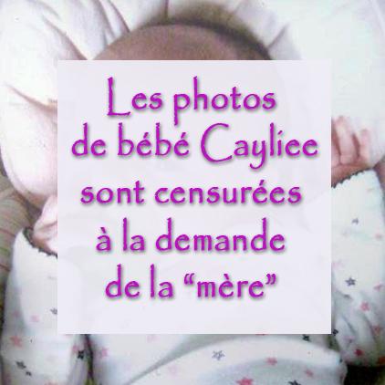 Cayliee belle profil CENSURÉ